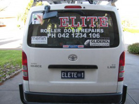 Garage Door Repairs in Adelaide from Elite Roller Door Repairs